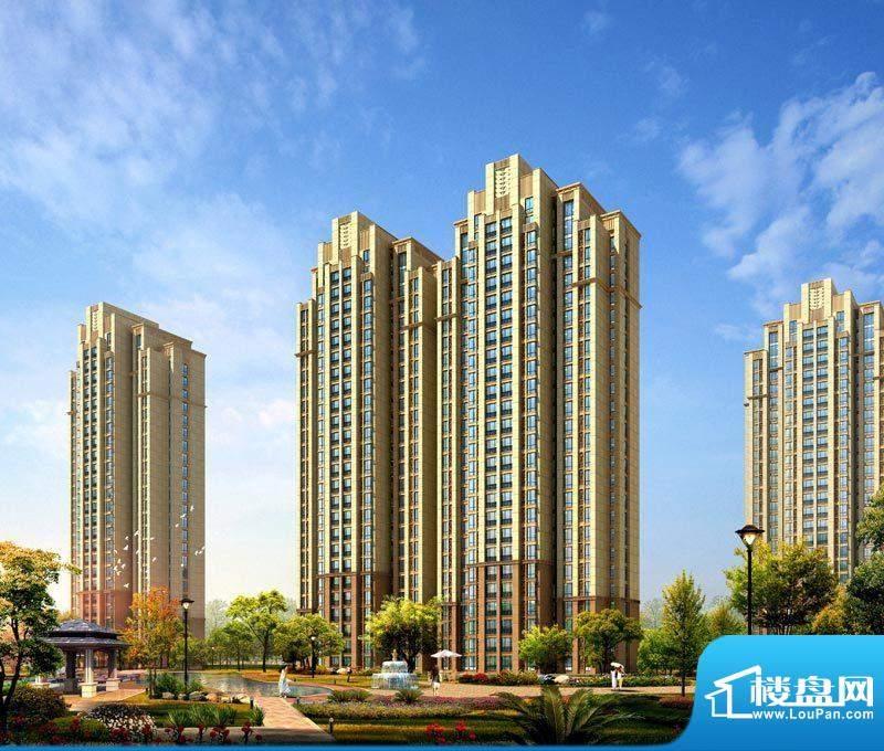 中建城实景图