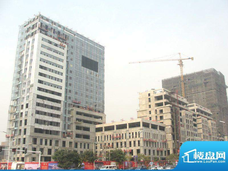 新天地金融街外景图