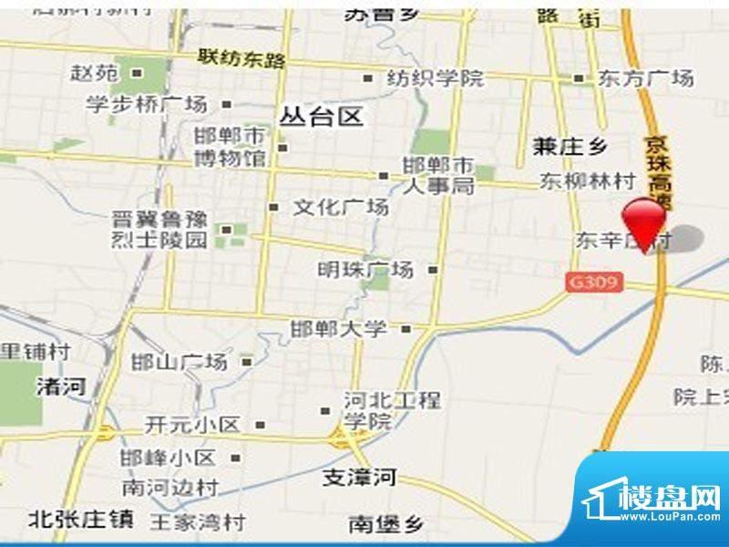 桃源山庄交通图