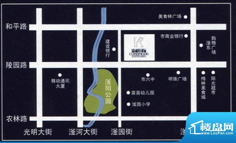 康桥国际交通图