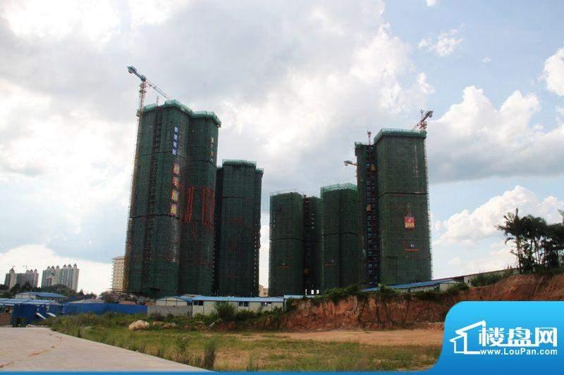 水榭丹堤工程实景图(20120718)
