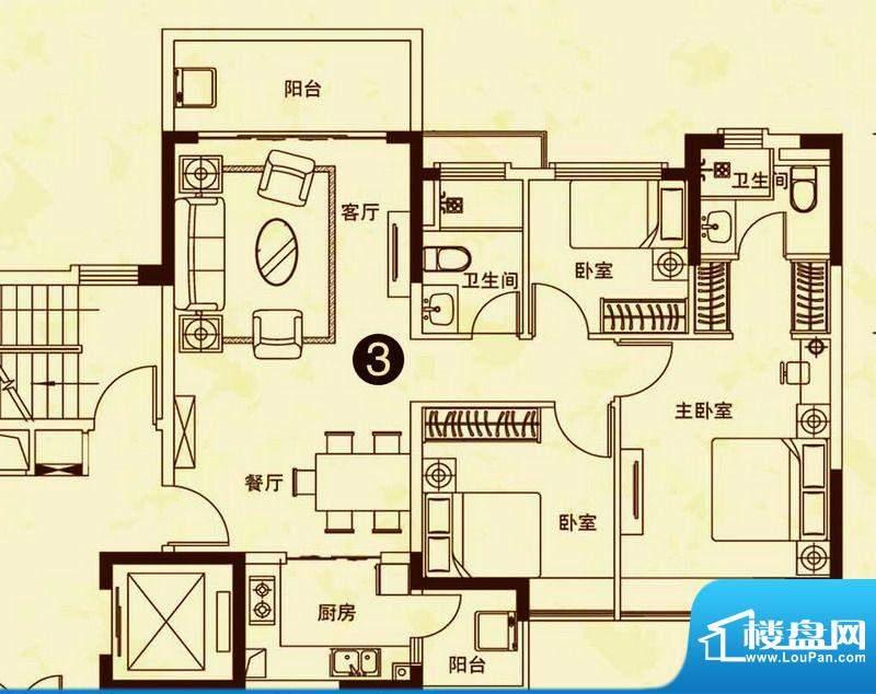 海南恒大御景湾25#楼面积:0.00平米