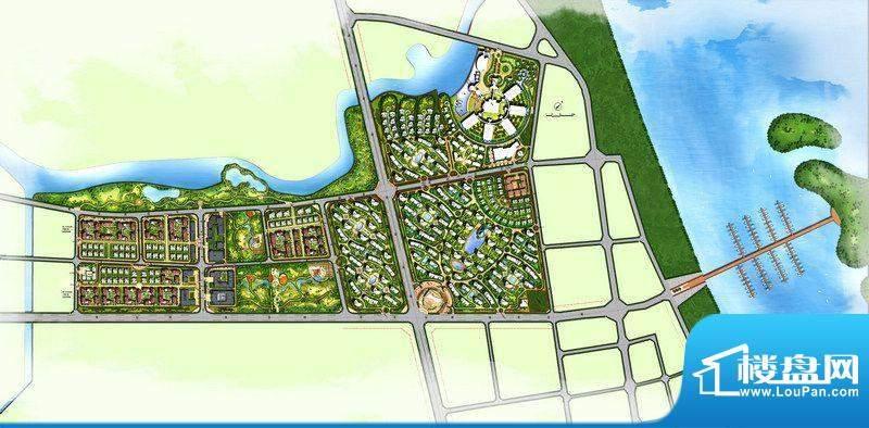 开维生态城实景图