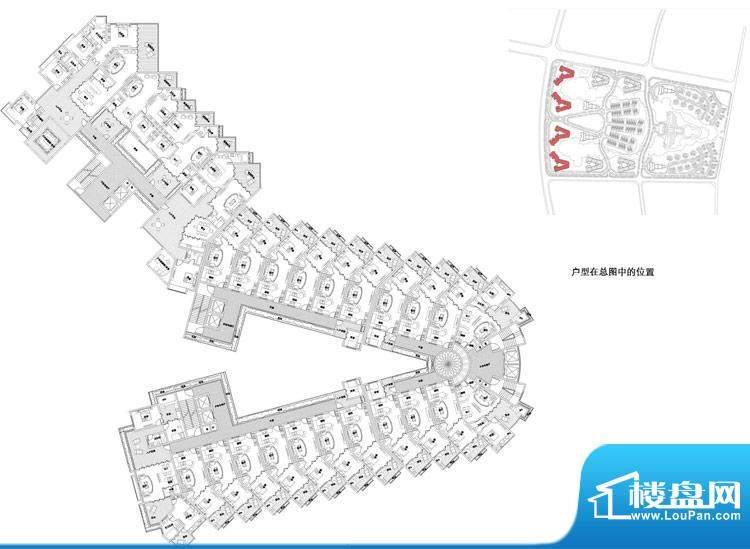 东方龙湾D-09单元拼面积:0.00平米
