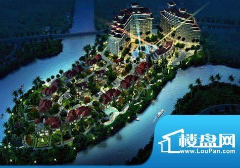 棕榈半岛国际公寓效果图