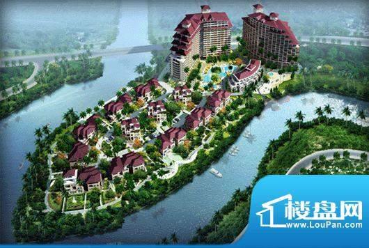 棕榈半岛国际公寓实景图