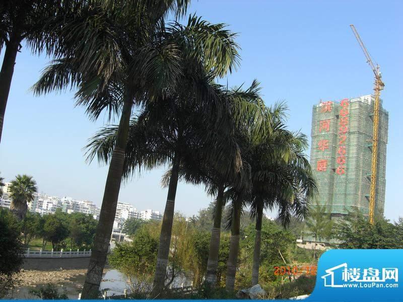 滨河华庭项目实景图(20101229)
