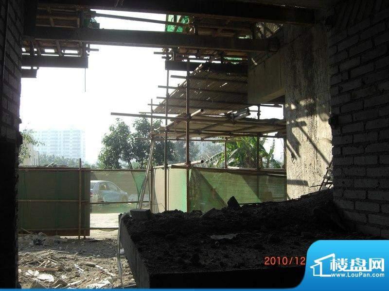 滨河华庭工程实景图(20101229)