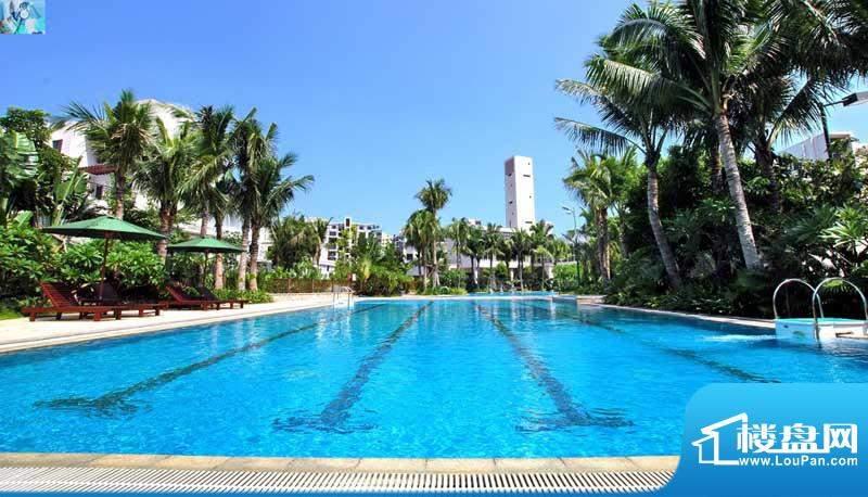 城市海岸游泳池实景图(20110506)