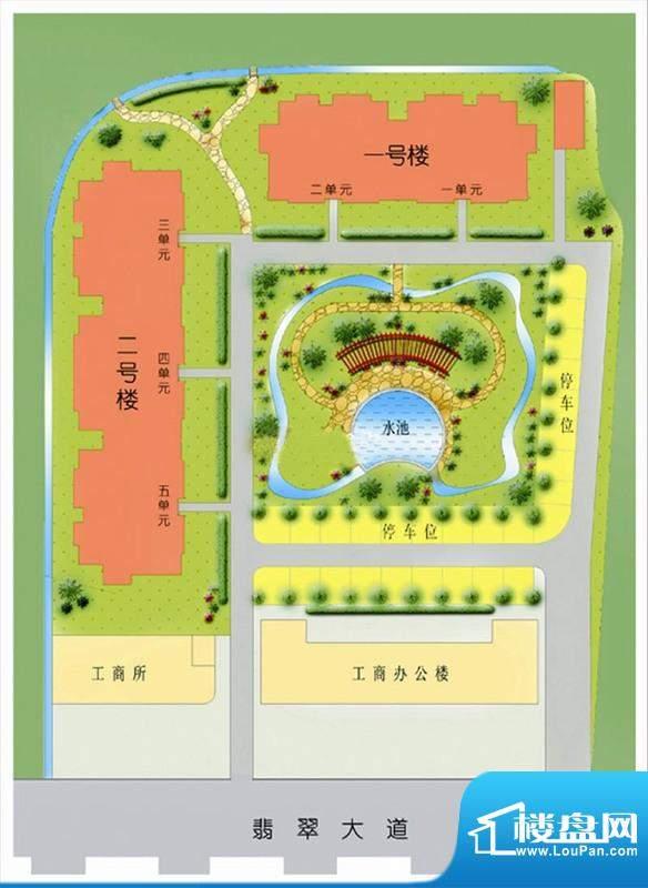 香山花园实景图