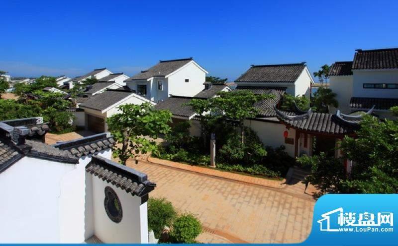 宝安江南城小区实景图(20100520)