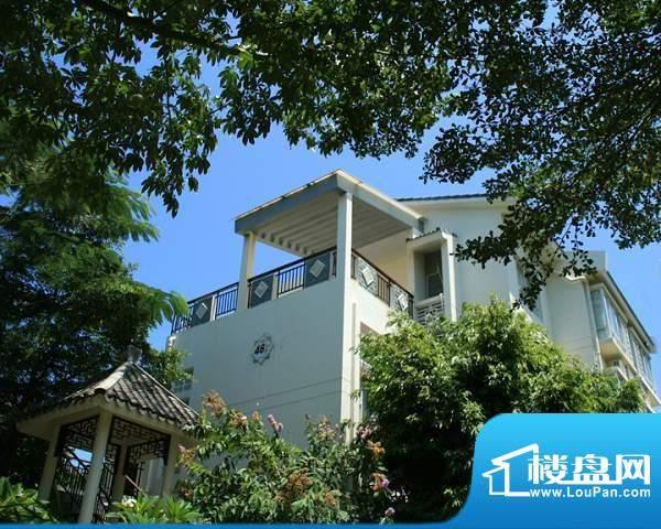 宝安江南城园林实景图