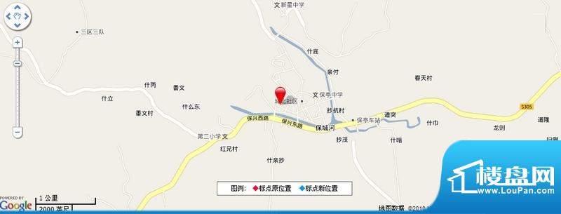 广东街交通图