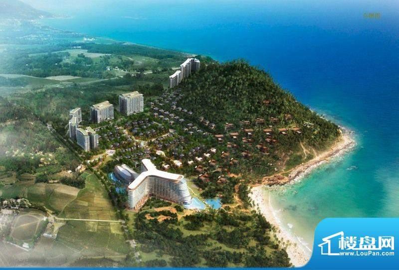 中信香水湾实景图