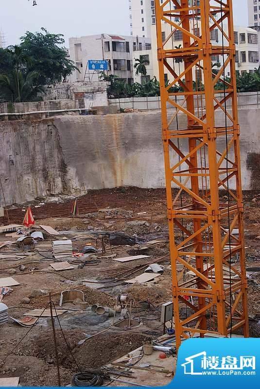汇景骏园工程实景图(20101103)