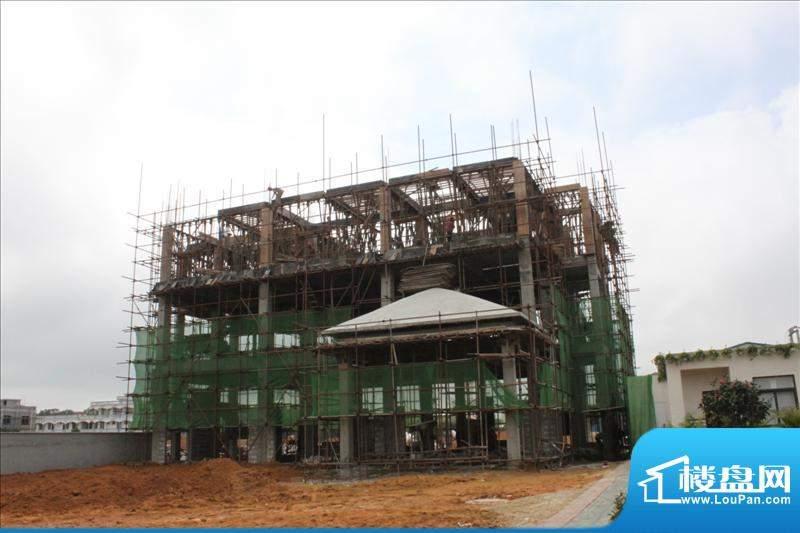 弗拉明戈屿海主体工程进度(20120329)