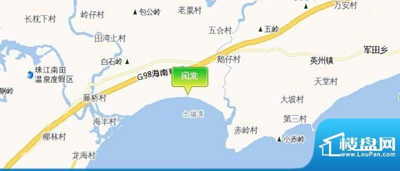 翠屏阅棠交通图