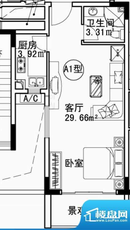 云海花都D-02C 2#楼面积:0.00平米