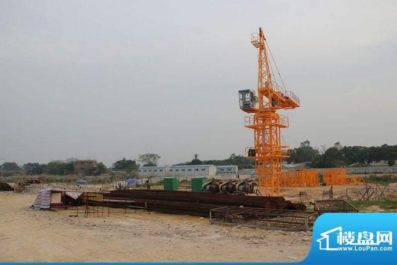 碧海一家名城工程实景图(2011-12-15)