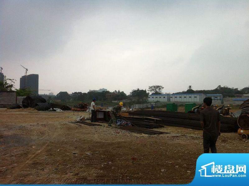 碧海一家名城工程实景图(2011-11-18)