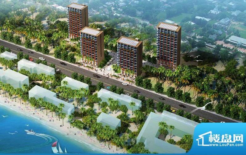 博鳌椰海馨园实景图
