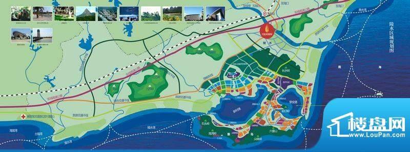 海南金18国际交通图