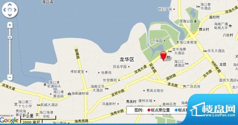 安中玉沙广场交通图