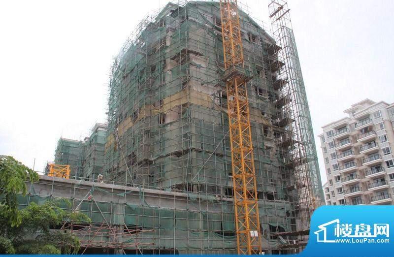 宝源花园工程实景图(20110712)