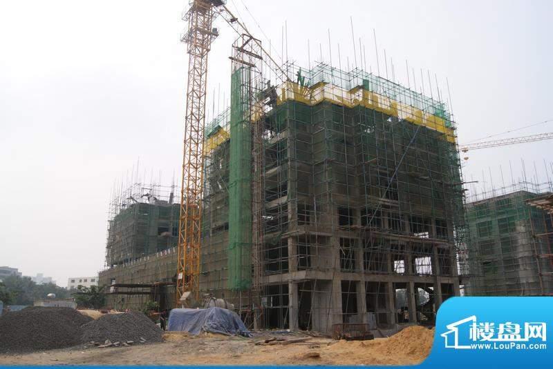 宝源花园2期1号楼工程进度(20101207)