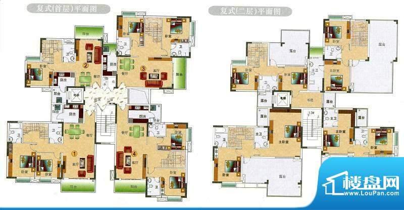 金田花园花域13栋11面积:180.61平米