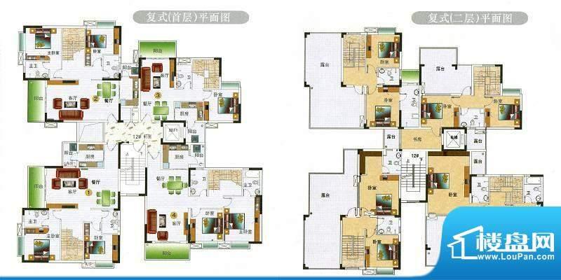 金田花园花域12栋11面积:164.78平米