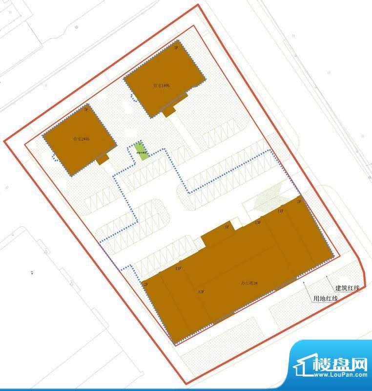 东莞茶亭小区实景图