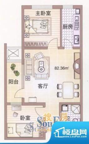 腾龙领寓项目实景图