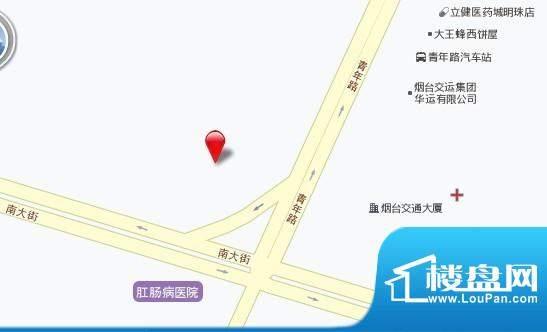鲁东国际交通图