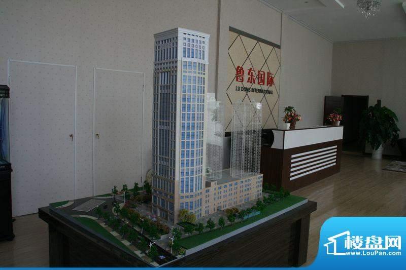 鲁东国际项目实拍20120626