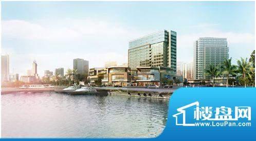 绿地·滨江汇交通图