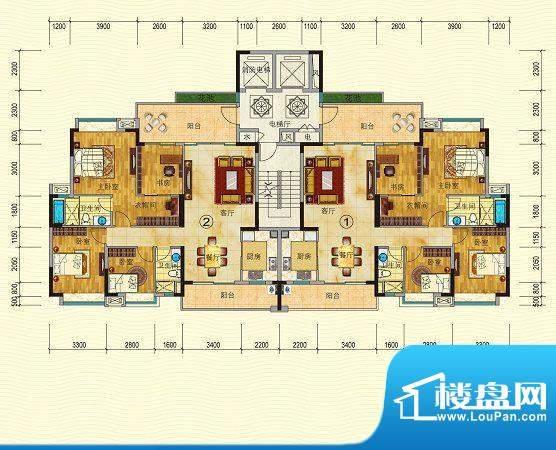 珠光御景山水城6栋0面积:0.00平米