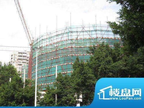 兴隆广场实景图(2011.11.11)