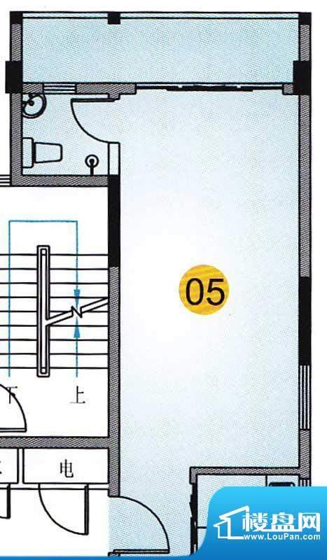 日出观山二期A1栋05面积:45.32平米