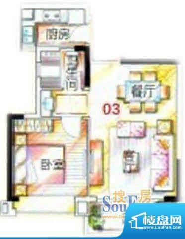 锦绣天伦花园14座03面积:0.00平米