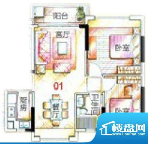 锦绣天伦花园14座01面积:0.00平米