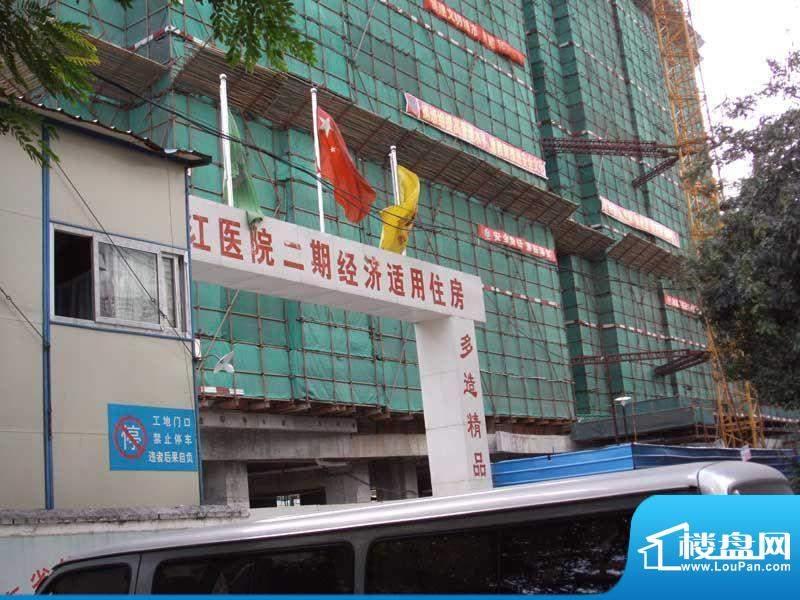 珠江医院第二期经适房交通图