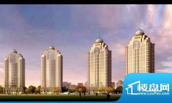 楚盛现代城效果图