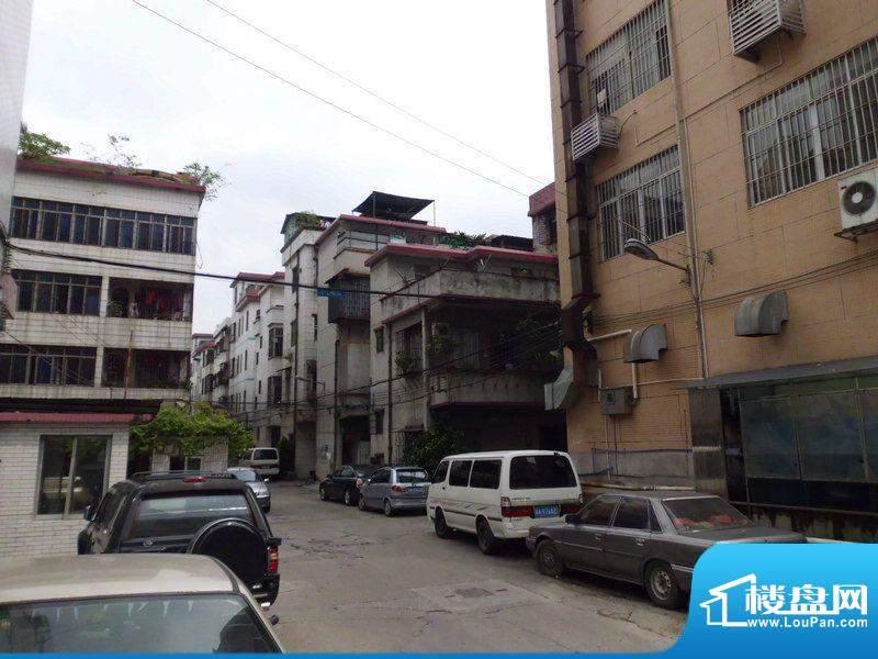 荔湾区茶滘村规划项目交通图