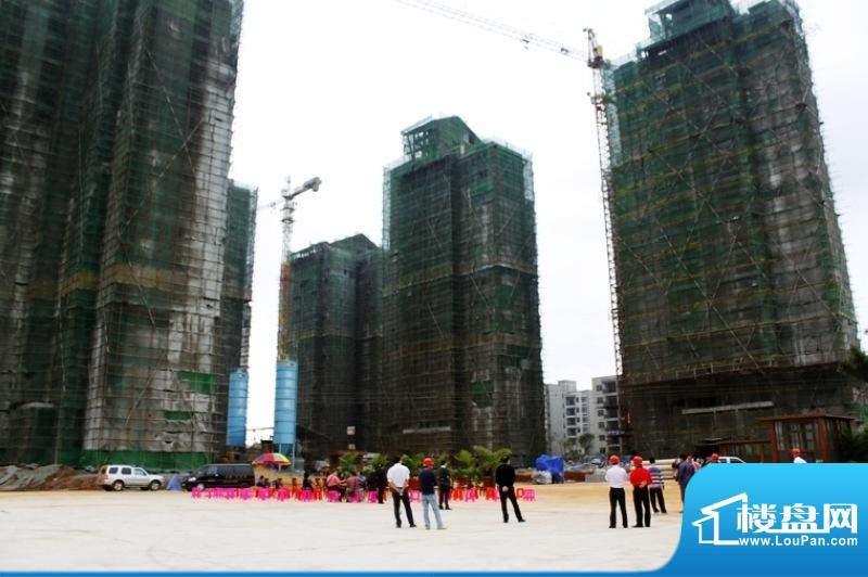 大拉长寿谷一期工程实景图(20101206)