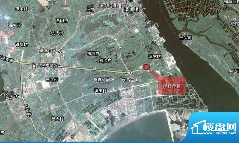 乐清湾交通图