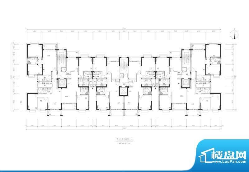 翠玉园新区5#楼标准面积:0.00平米