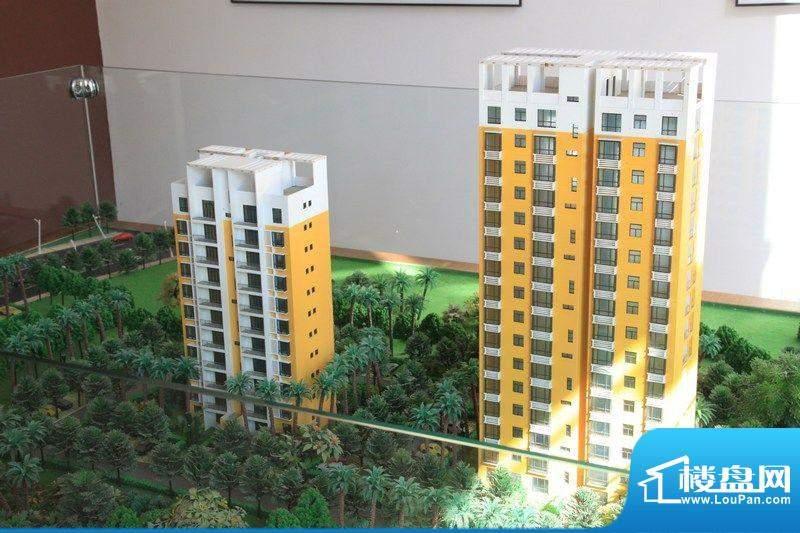 德诚公寓沙盘图(2011-07-05)