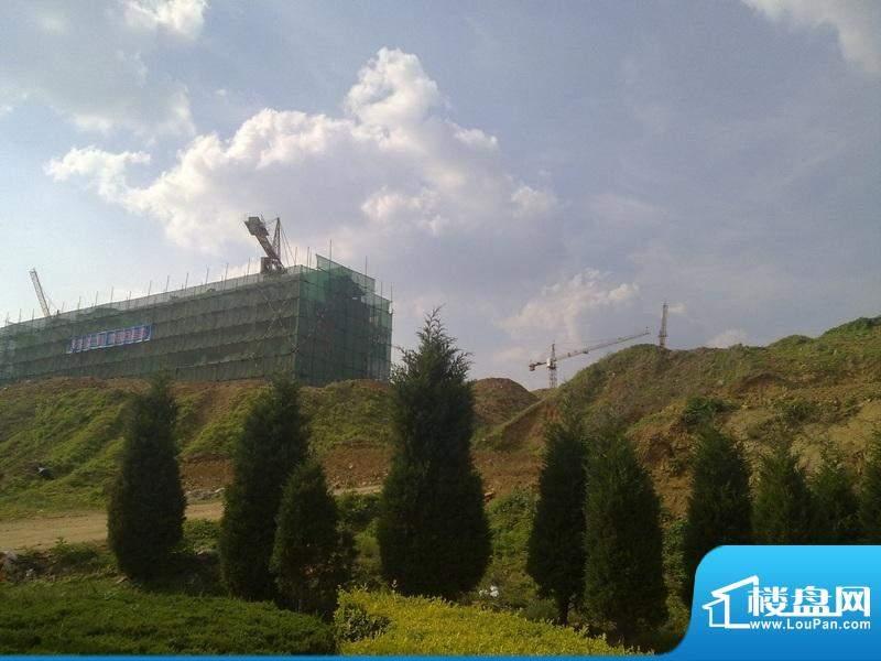 融基丽景园工程进度20100607
