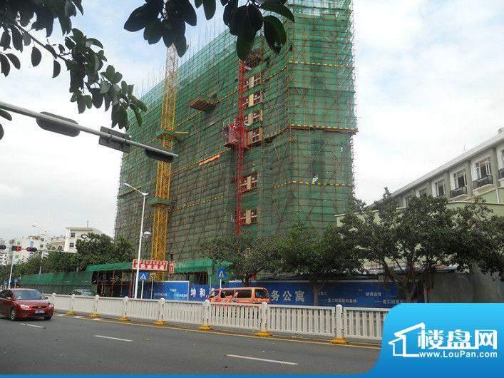 弘都商务公寓项目实景图(20120424)